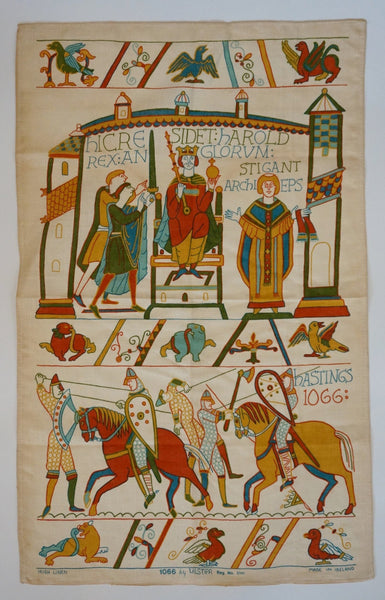 Battle of Hastings Linen Cloth