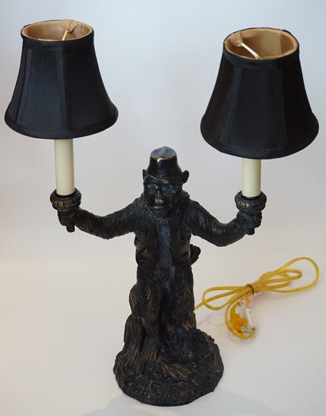 Bellhop Monkey Lamp