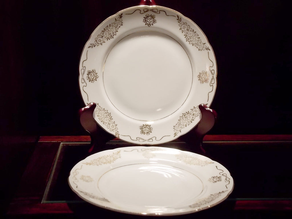 Set of 2 Mepoco dessert plates