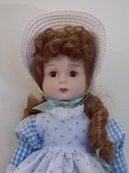 Mary Quite Contrary Doll Boxwood Lane Gorham Dolls