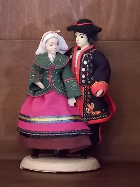 Polish Dancer Dolls