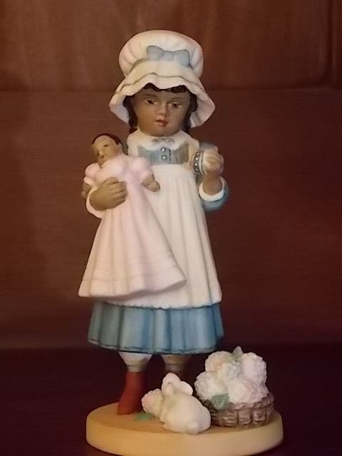 Blossom porcelain figurine from the Jan Hagara Collectors Club