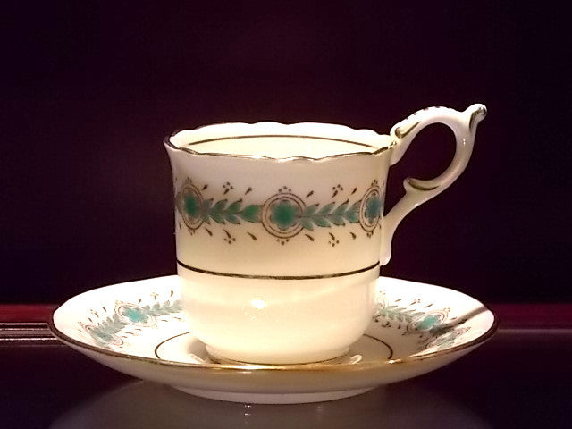 Coalport Cups and Saucers