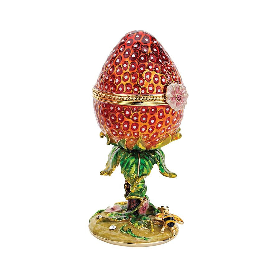 Strawberry Egg
