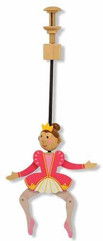 Princess Marionette by Melissa and Doug. Item number 3888.
