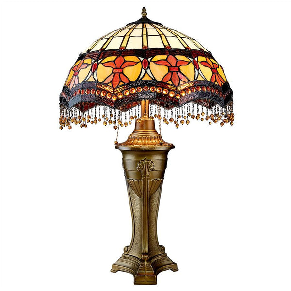 Victorian Parlor Lamp