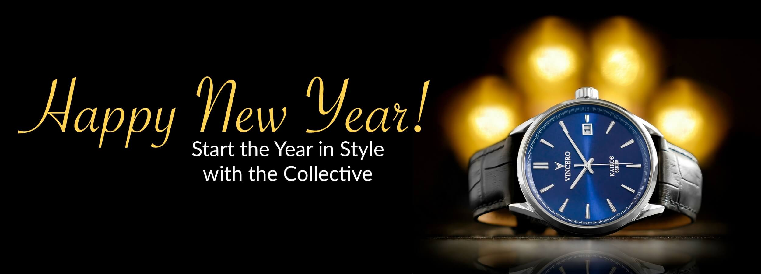 Happy New Year from the Collective!