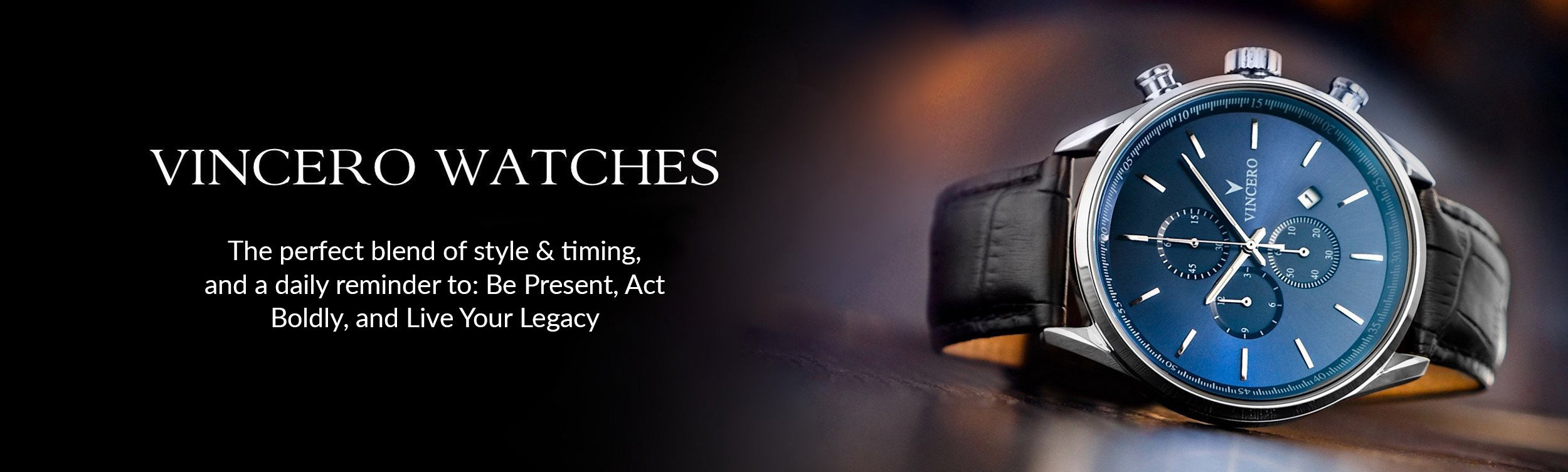 All Watches Vincero Watches