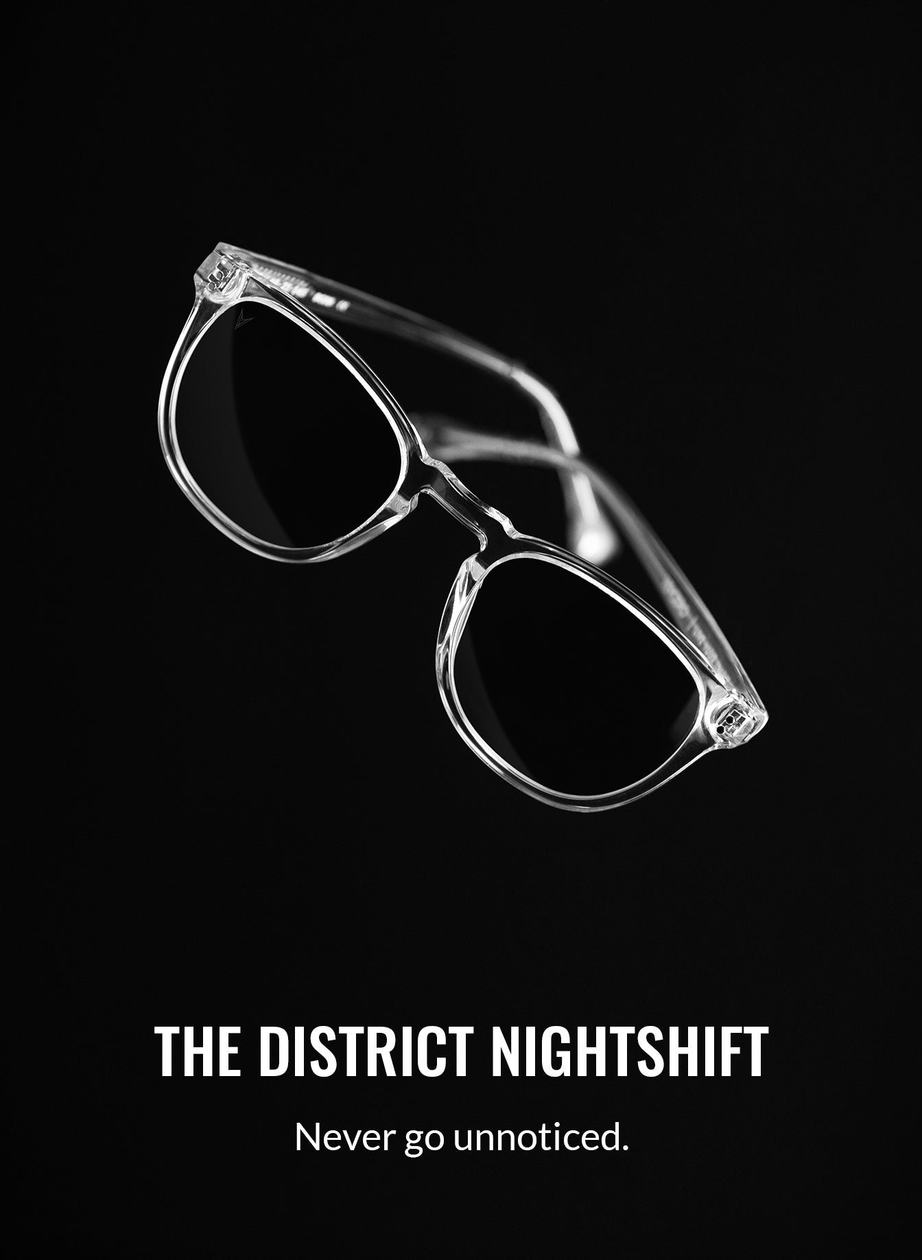 womens district bluelight blocking glasses
