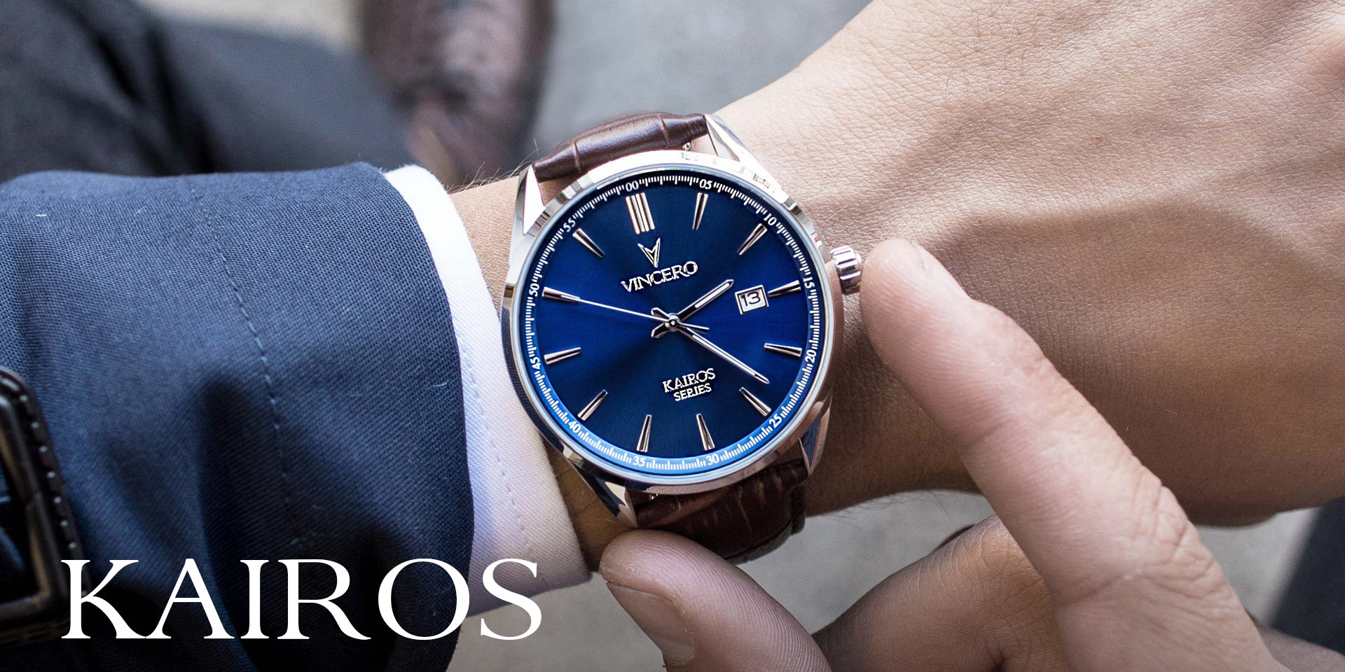 Kairos Dress Watch