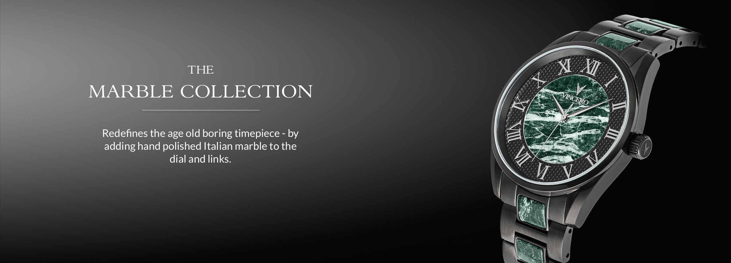 Vincero - Marble Watch Collection