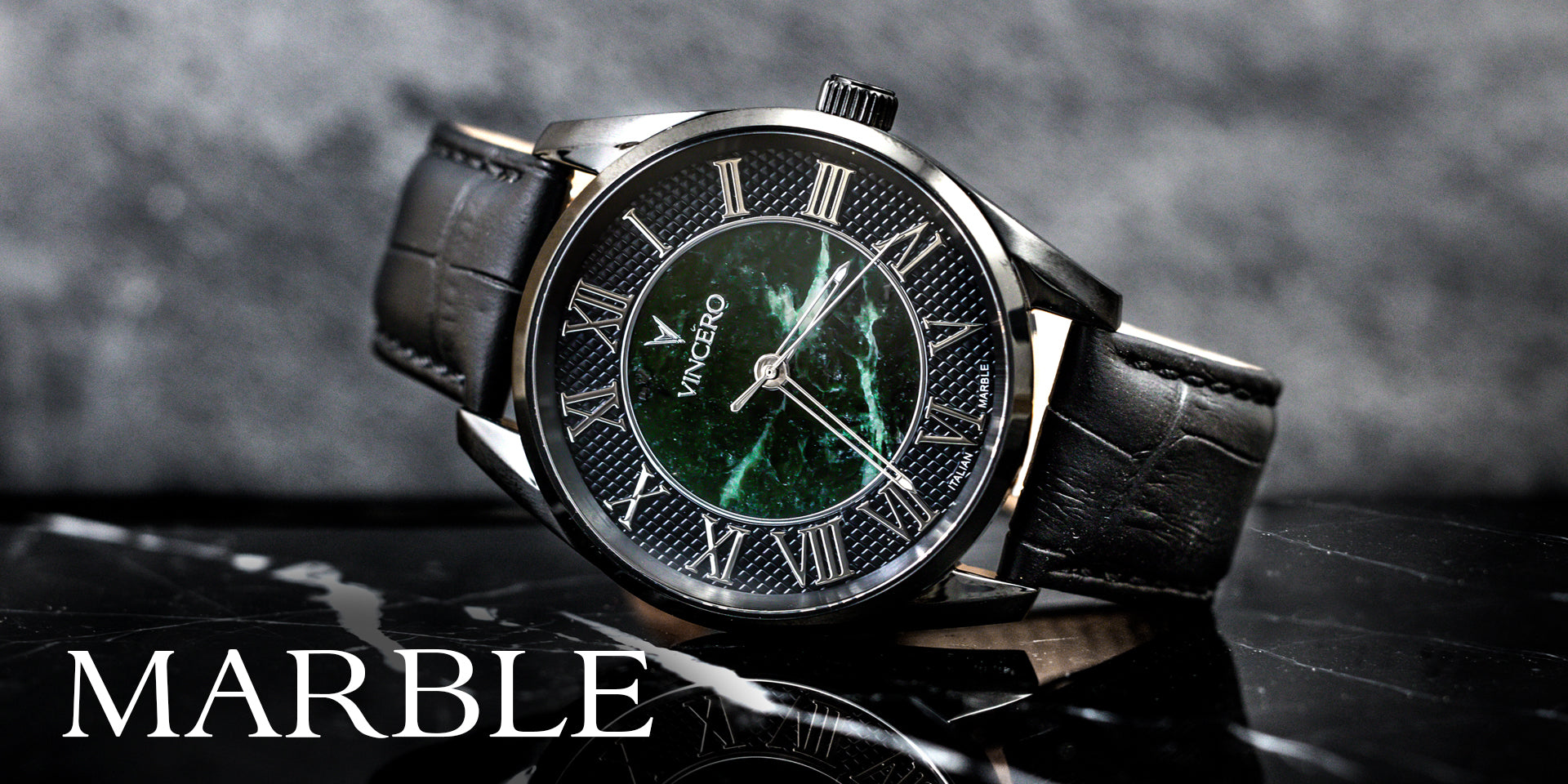 Italian Marble Watches
