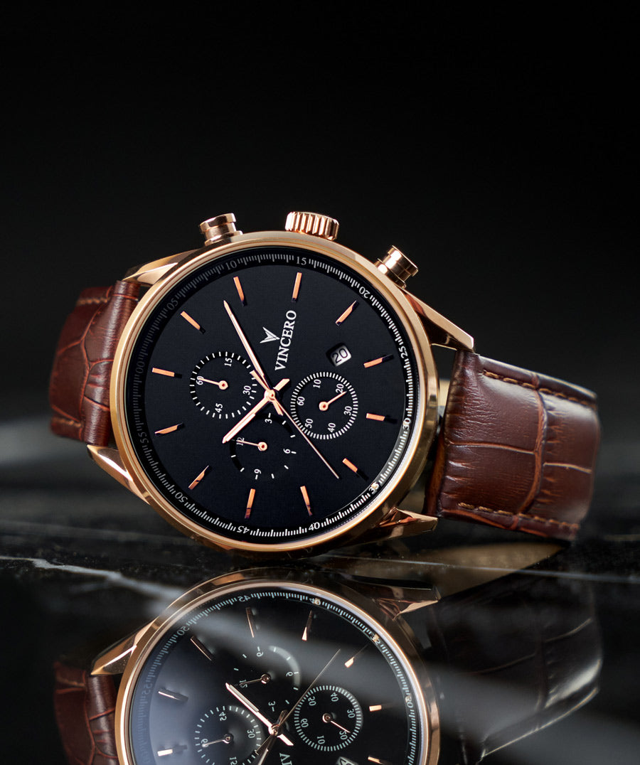 Exceptionally Crafted  Fairly Priced  – Vincero Watches