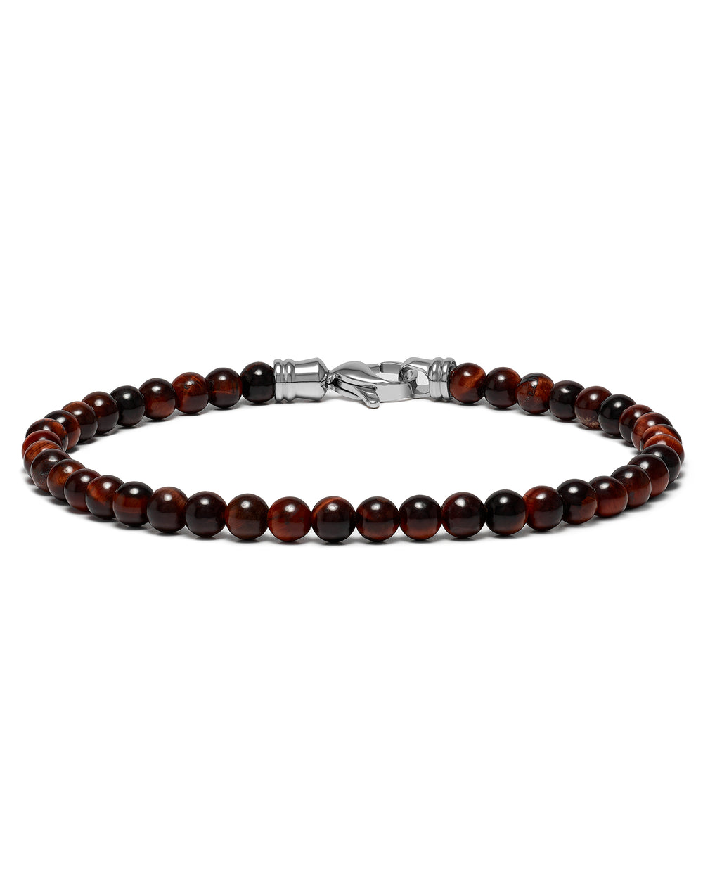 Bead Bracelet - Red Tiger's Eye