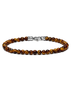 Bead Bracelet - Tiger's Eye