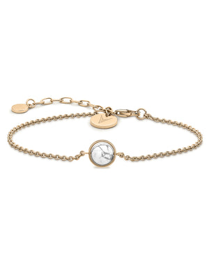 The Bracelet - Gold + Carrara