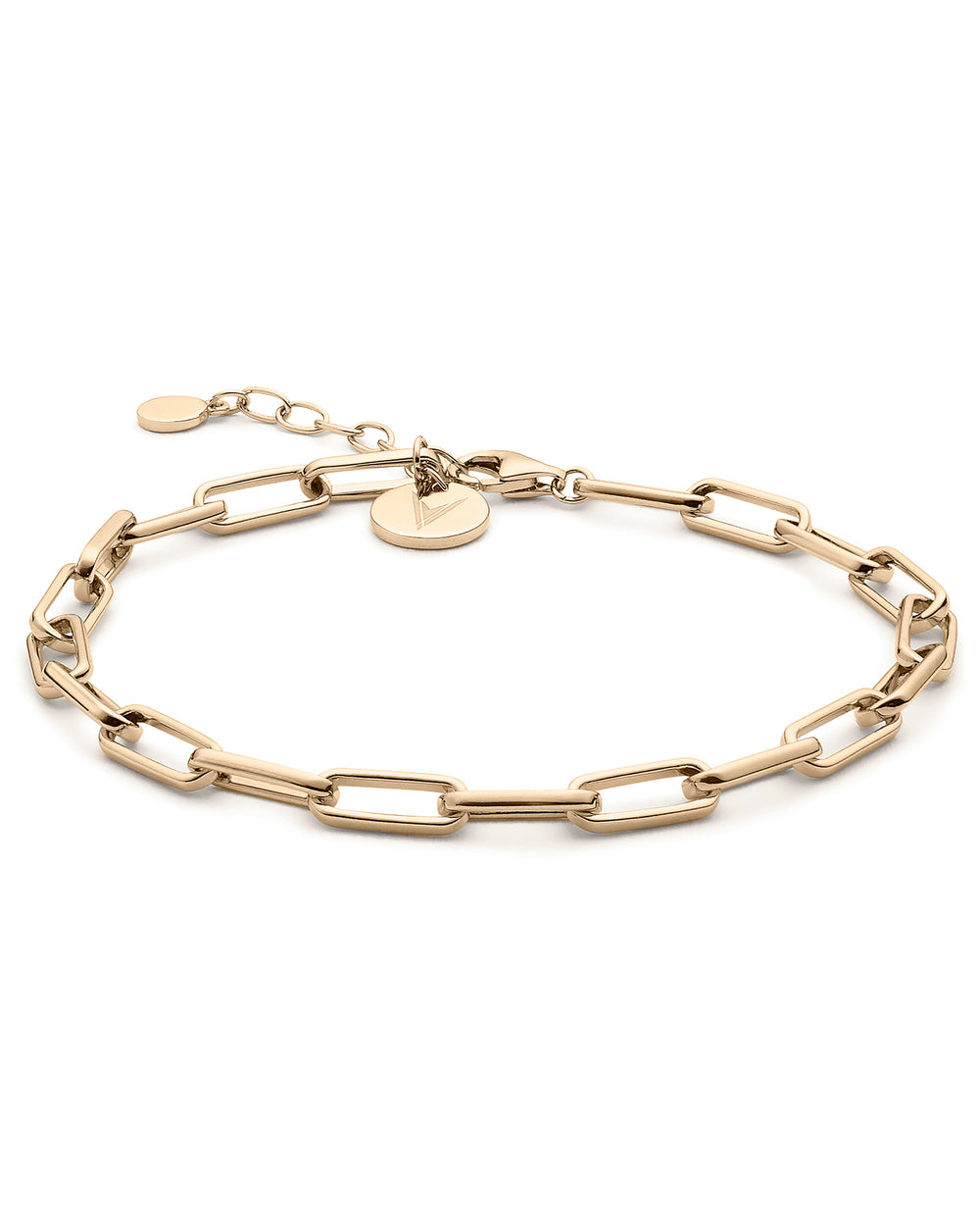 The Chain Link Bracelet - Gold