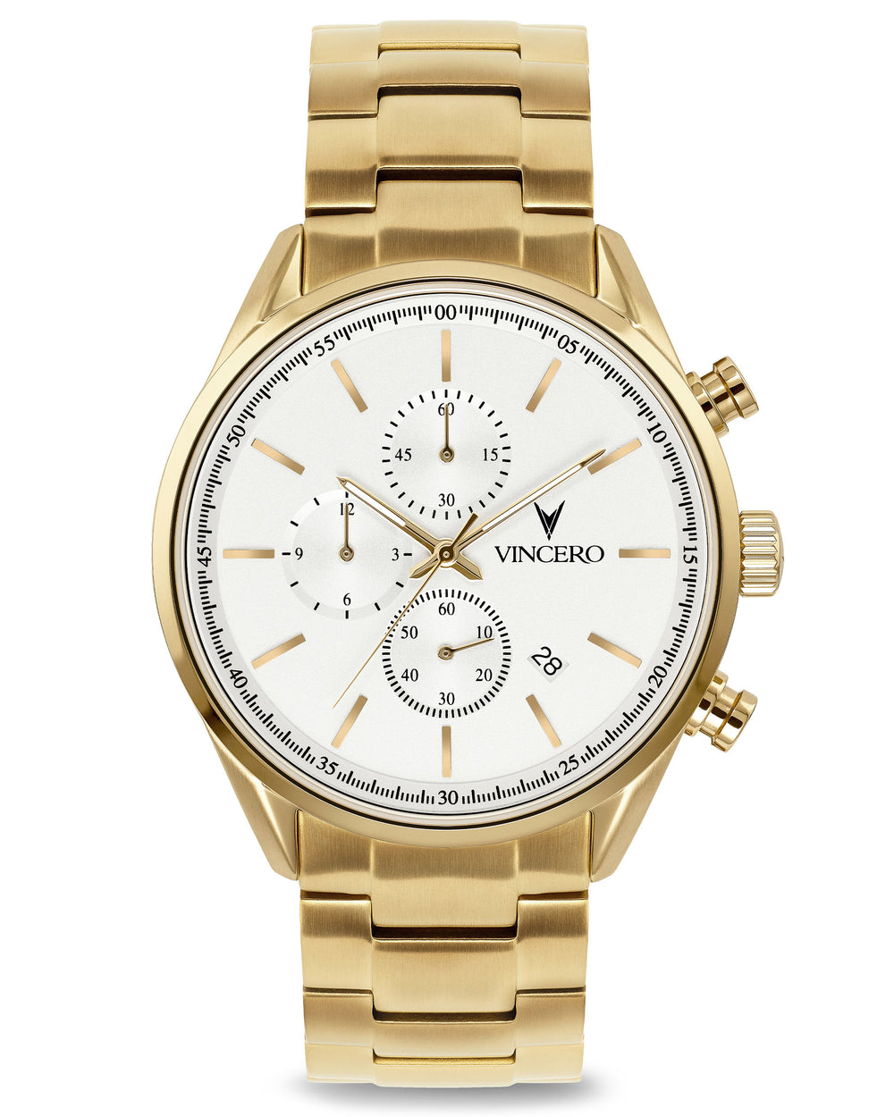 The Chrono S Limited Release - Gold Reserve 40mm