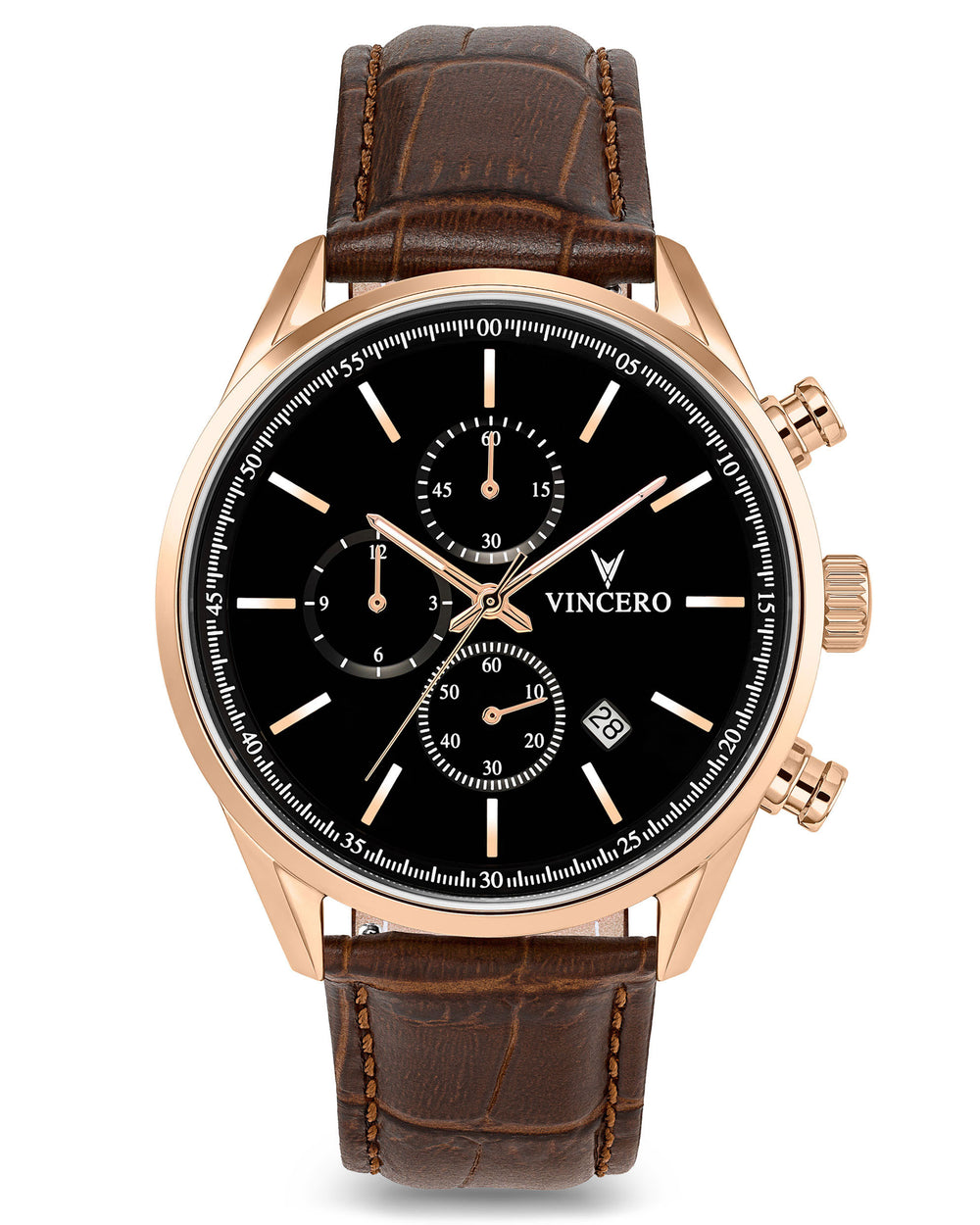 The Chrono S - Rose Gold 40mm