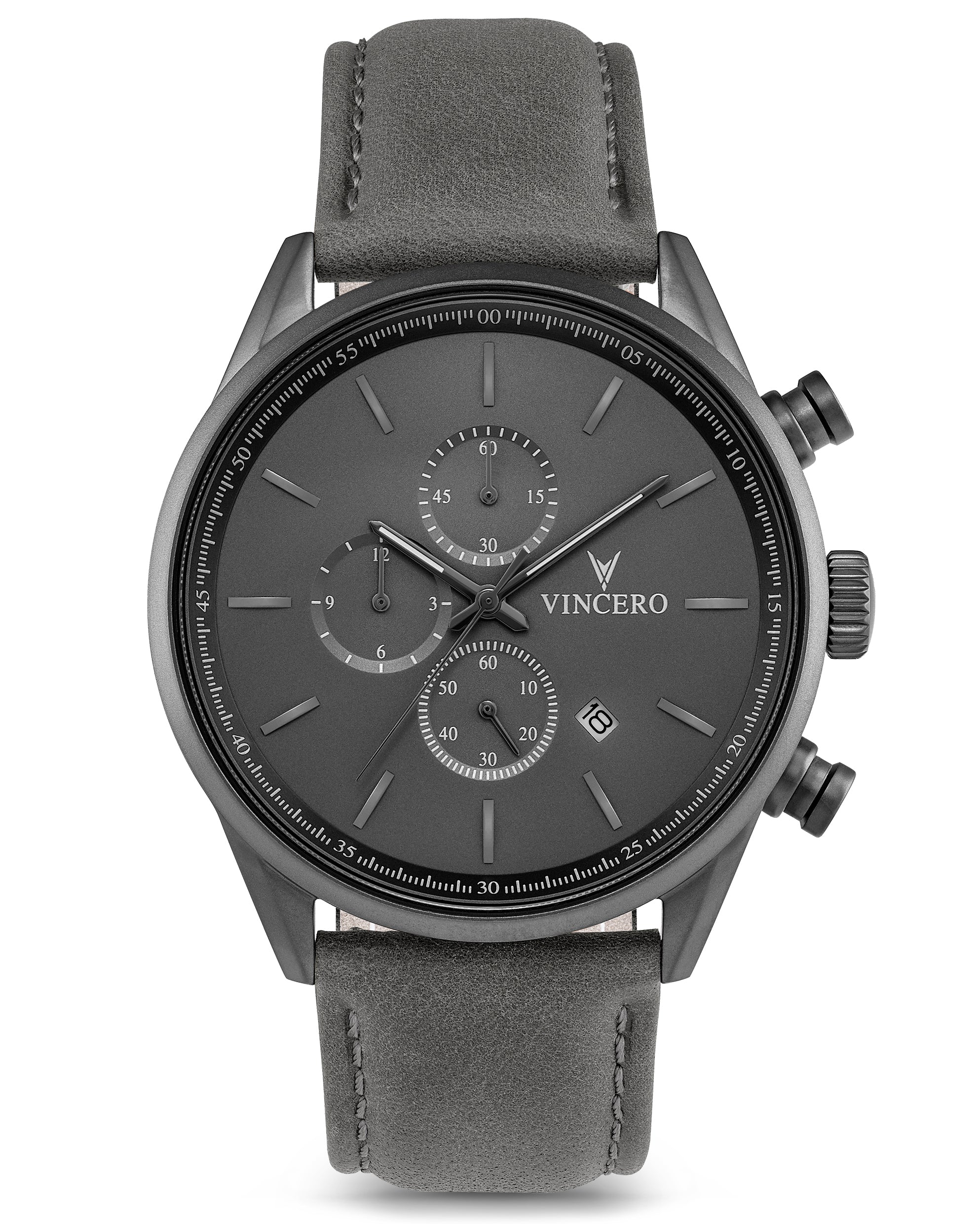 The Chrono S - Matte Gray