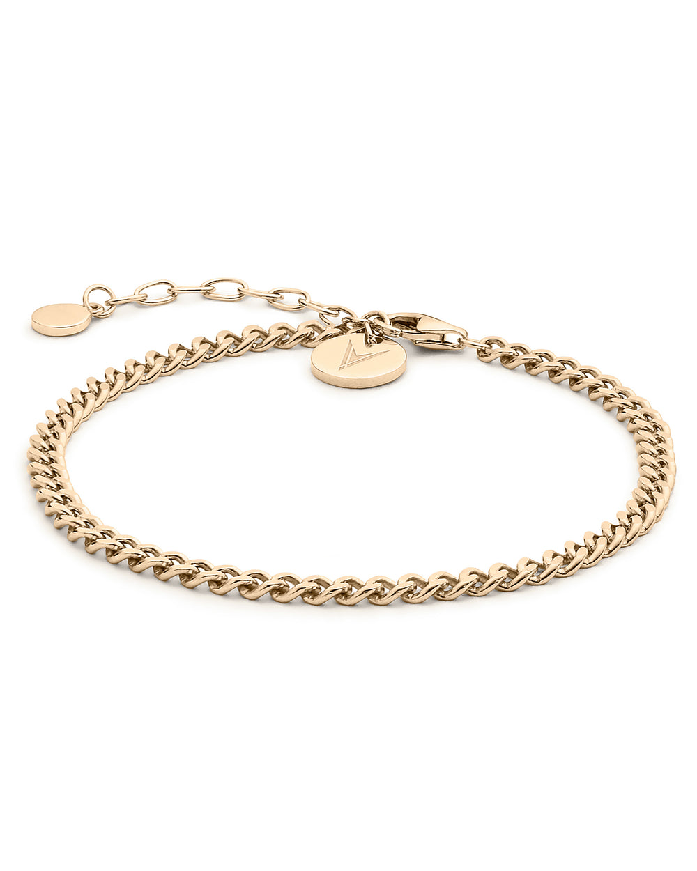 The Cuban Link Bracelet - Gold