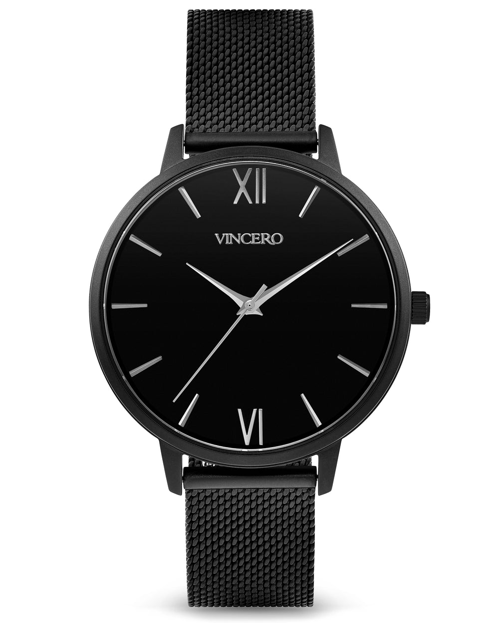 The Eros Mesh - Matte Black
