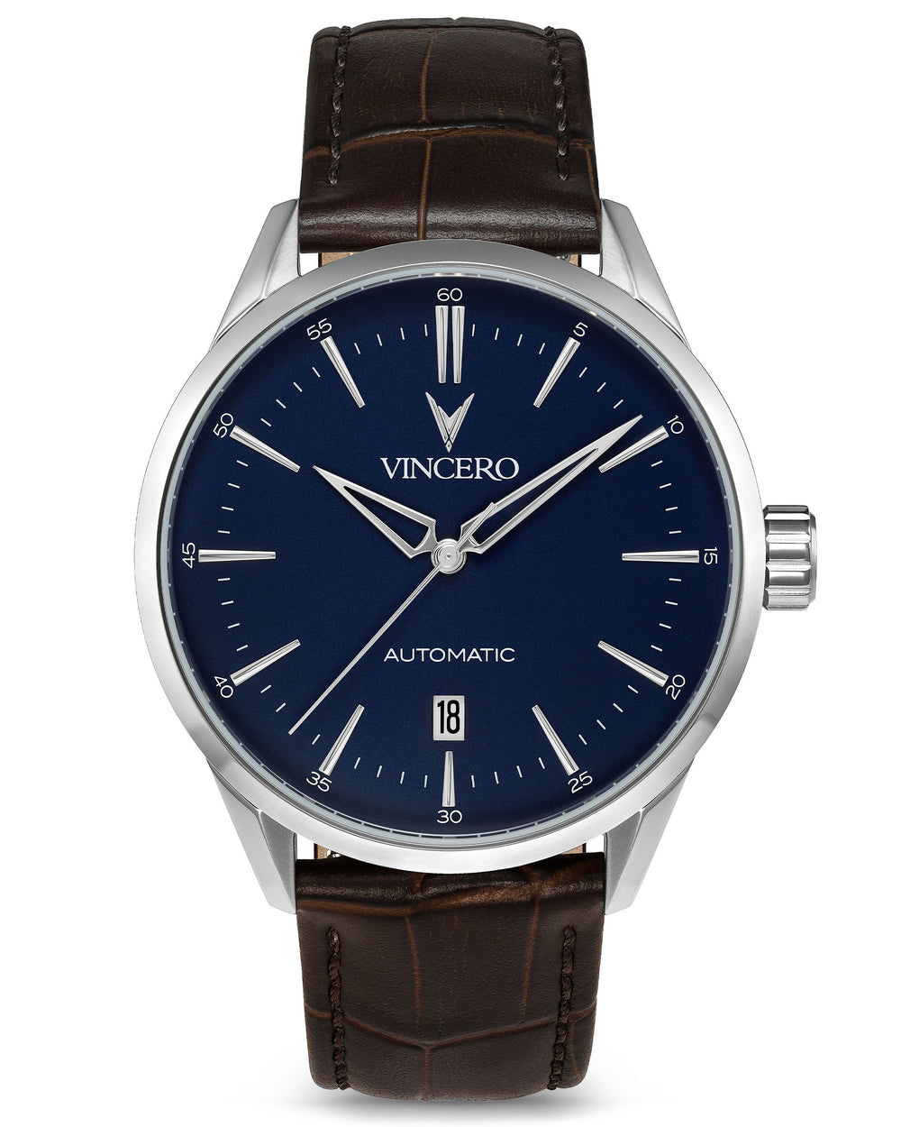 Icon Automatic - Blue/Brown