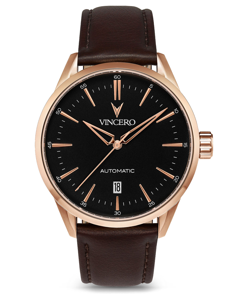 Icon Automatic - Rose Gold