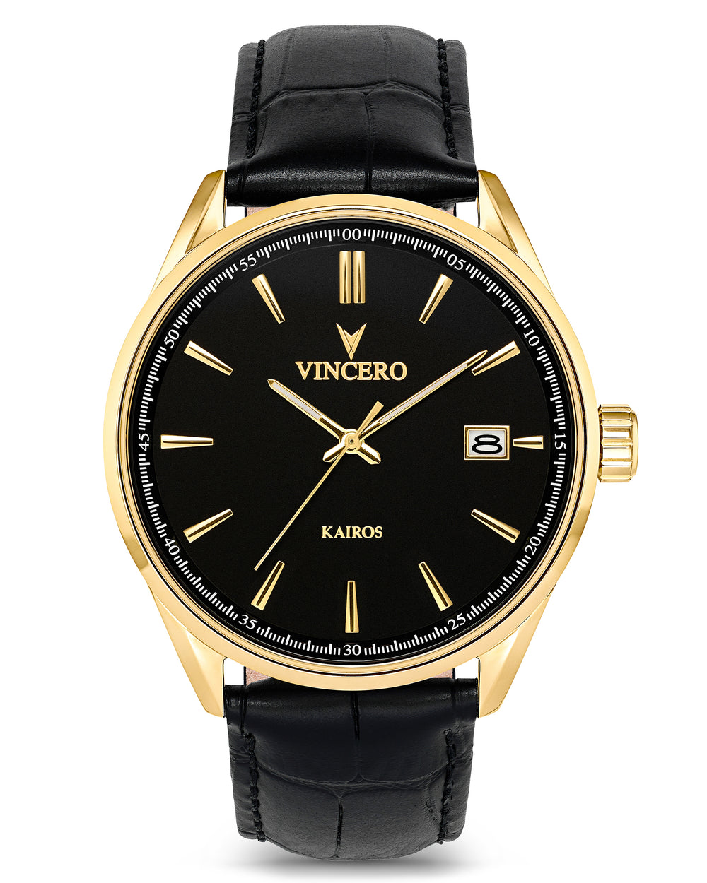 The Kairos - Black/Gold