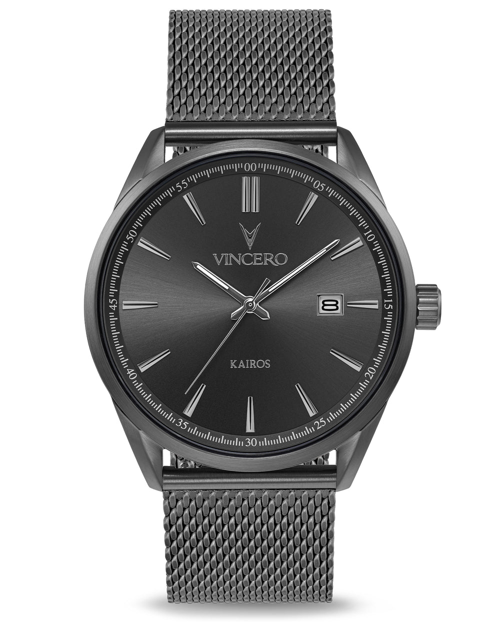The Kairos Mesh - Gunmetal