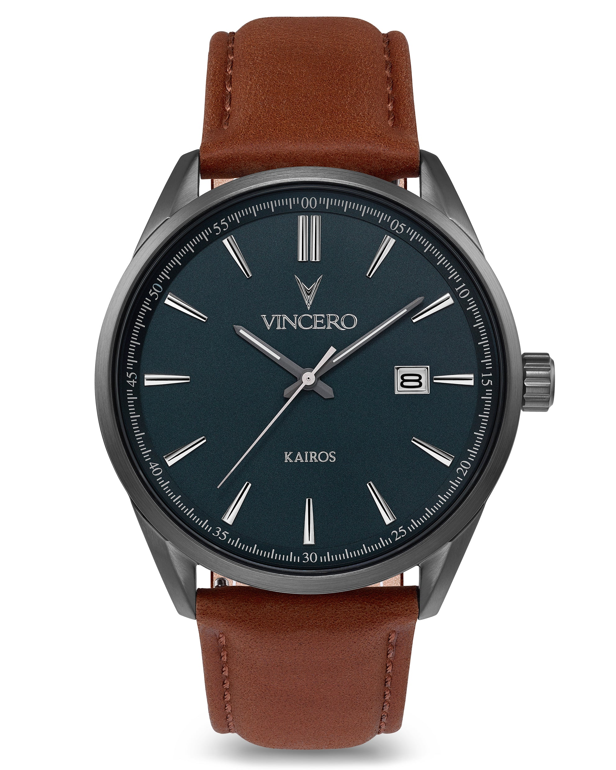 The Kairos - Gunmetal/Slate