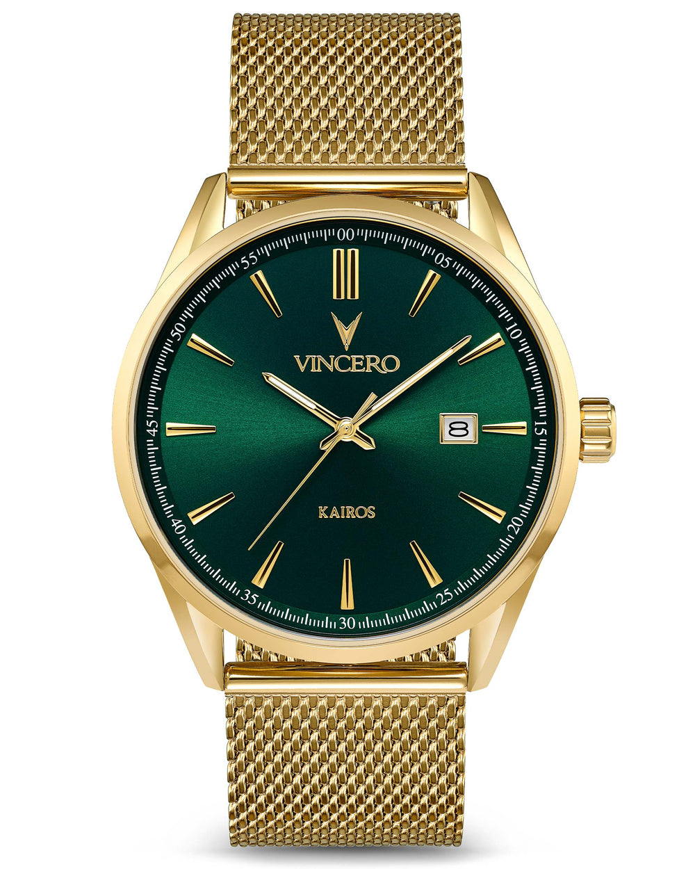 The Kairos Limited Release - Green/Gold