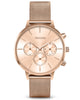 Kleio Mesh - Rose Gold
