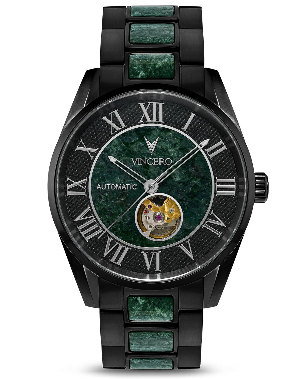Marble Automatic - Black Verde