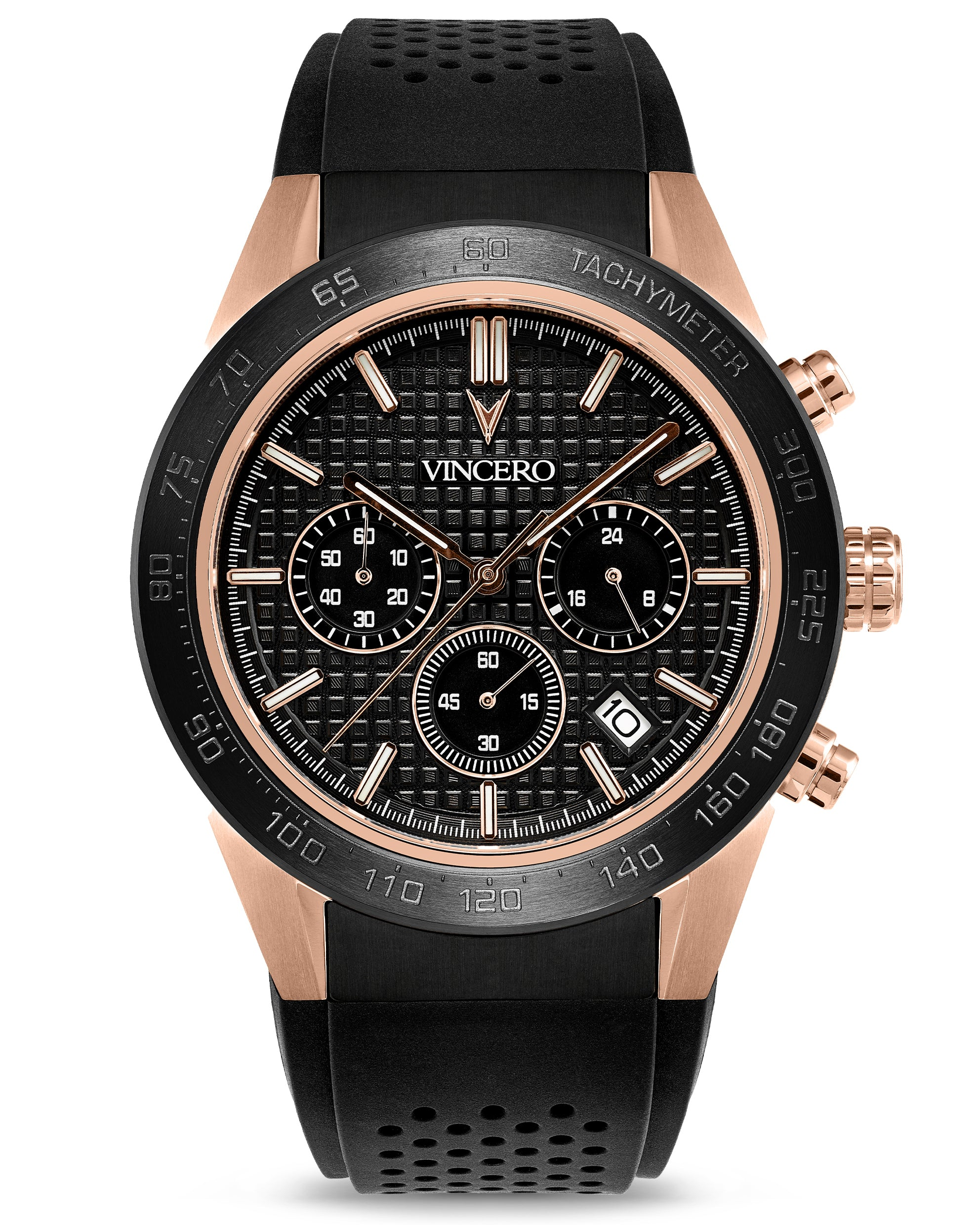 The Rogue - Black/Rose Gold