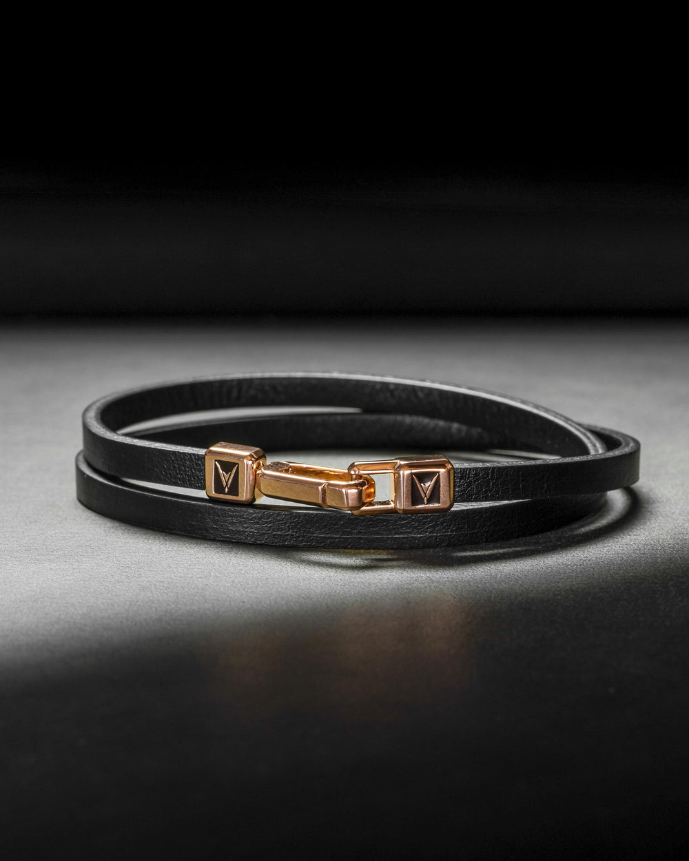 The Hitch - Black/Rose Gold