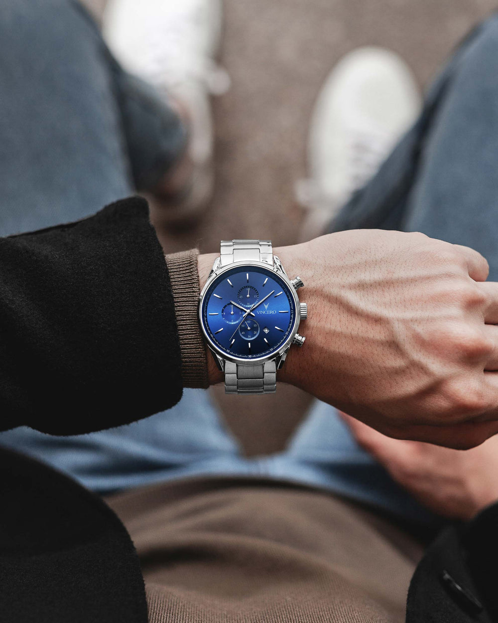The Chrono S - Blue Steel