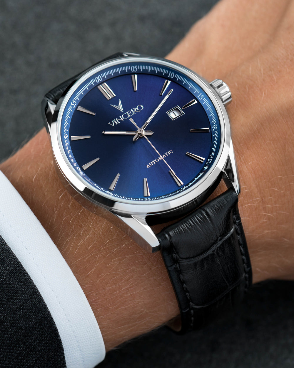 Kairos Automatic - Blue/Black