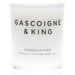 Gascoigne & King Paddington Luxury Scented Candle