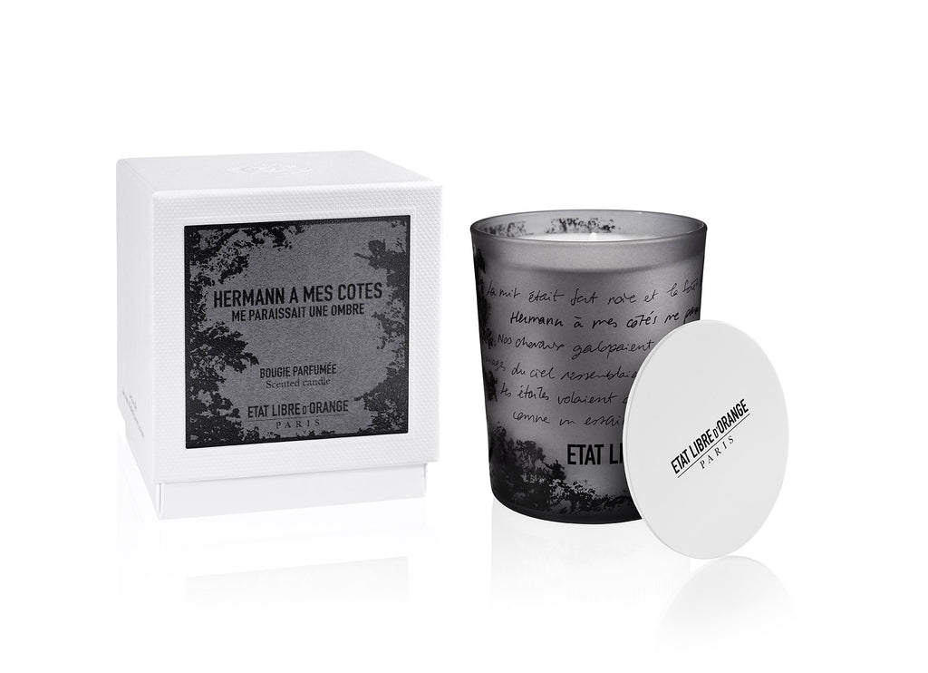 HERMANN A MES COTES – SCENTED CANDLE