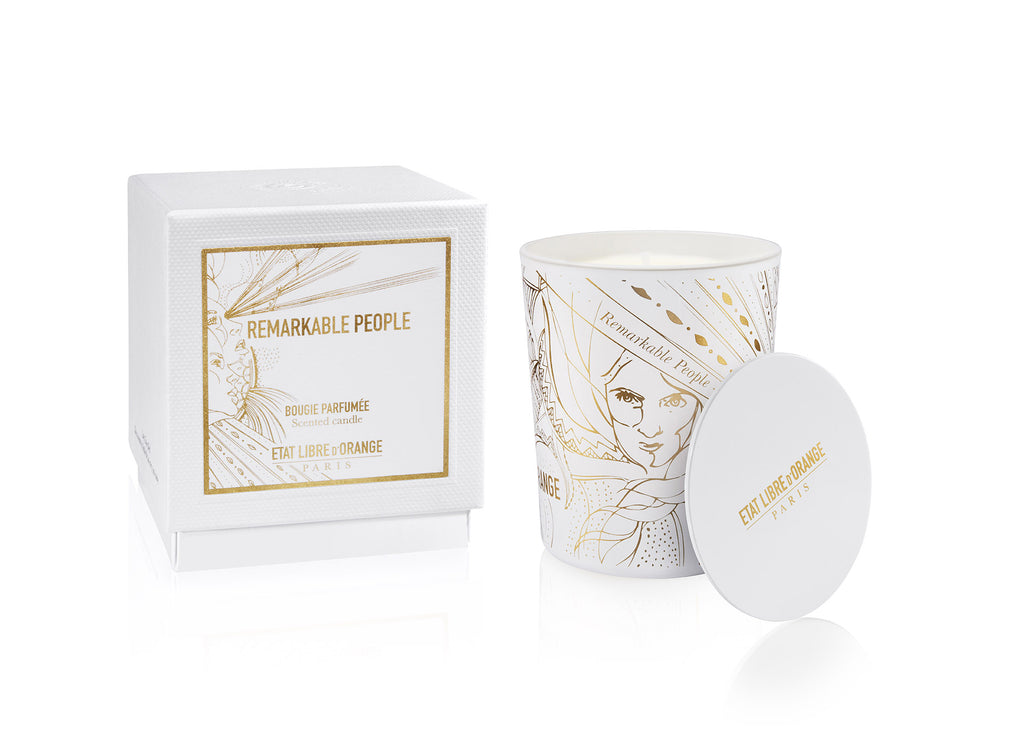 REMARKABLE PEOPLE – SCENTED CANDLE