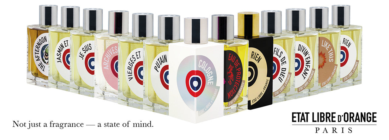Not just a fragrance - a state of mind