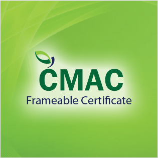 6. CMAC Frameable Certificate
