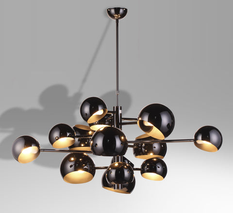 14-head modern ceiling lamp