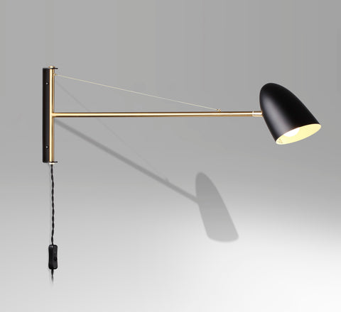 Swiveling Wall Lamp