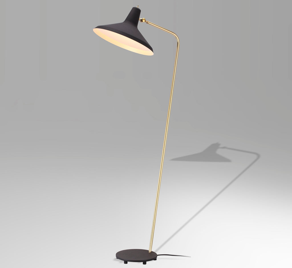 Greta Grossman floor lamp