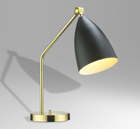 Task lamp by Greta Grossman