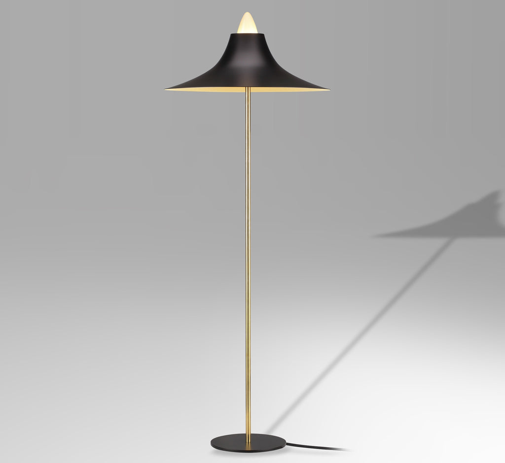 Retro Floor lamp by Guido Vrola