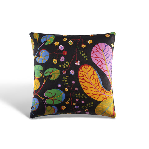 Pillow cover in linen fabrics - Teheran