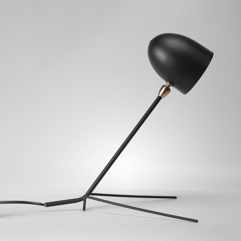 Serge Mouille Cocotte table lamp